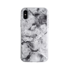 WHITE POLISHED MARBLE FOR IPHONE XR
