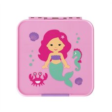 Little Lunchbox Co. 3-Section Bento Box Mermaid