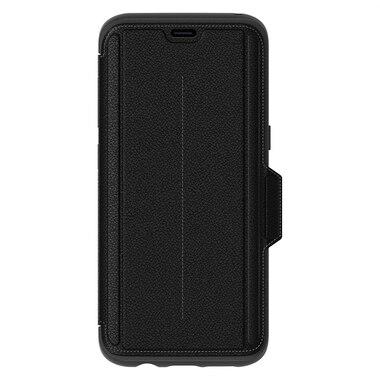 Otterbox Leather Strada Folio Case for Samsung Galaxy S8 - Onyx