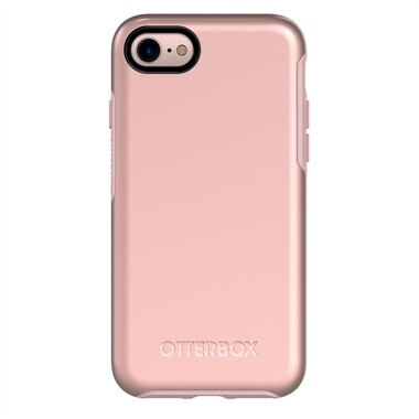 best loved 12127 c6efd Otterbox Symmetry Case for iPhone 8/7 - Rose Gold Metallic