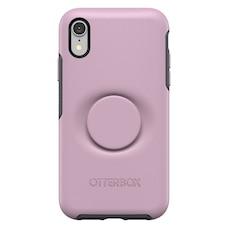 Otterbox - Otter + Etui Pop Symmetry avec PopTop Echangeable Mauvelous pour iPhone XR