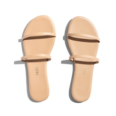 Gemma Sandal, Matte Sunkissed Size 9
