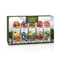 Tea Forte ® Single Steep Tea Sampler - Herbal Retreat