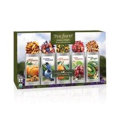 Assortiment de thés Tea Forte ® pour tasse individuelle –Tisanes