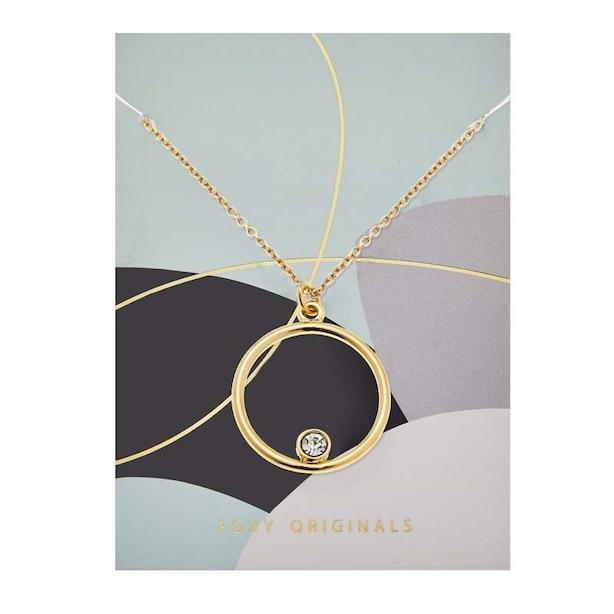 Delilah Necklace - Gold