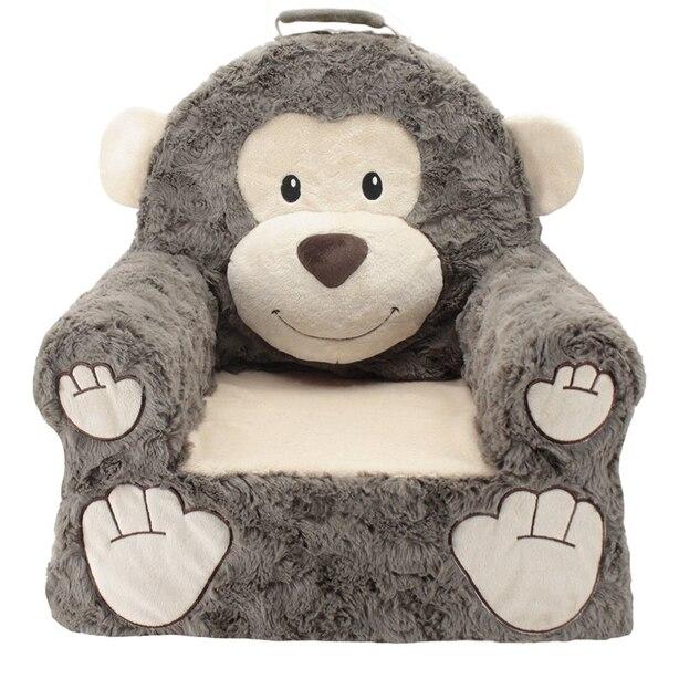 Animal Adventure Soft Landing Sweet Seat - Monkey