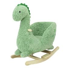 Soft Landing Joyrides Sit-In Character Rocker - Dinosaur