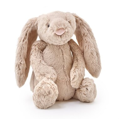 bashful bunny beige by jellycat baby plush gifts