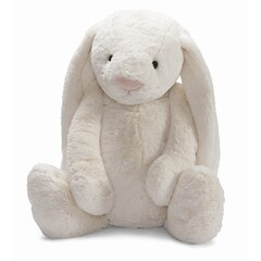 Bashful Cream Bunny, Large