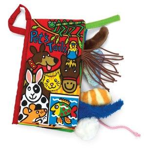 """Pet Tails"" Soft Book"