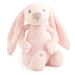 Bashful Bunny Pink with Chime Medium