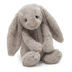 Bashful Bunny - Grey, Medium by Jellycat