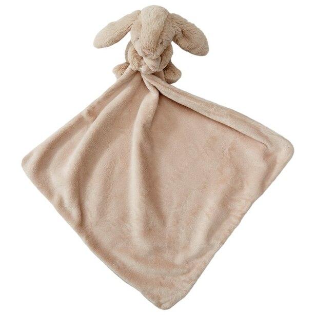 Jellycat® Plush Animal Blanket Bunny Beige