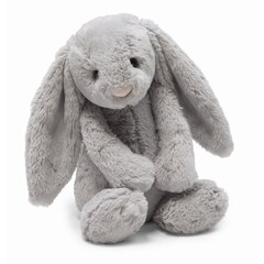 Bashful Grey Bunny, Small
