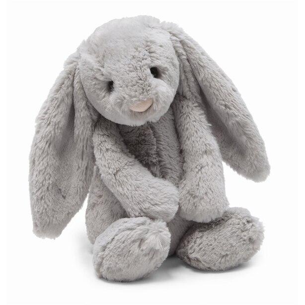 Jellycat Bashful Bunny Small - Grey
