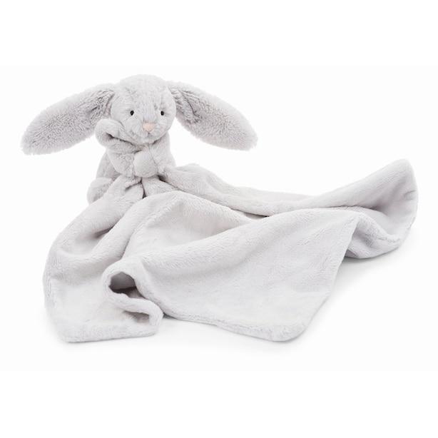 Jellycat® Plush Animal Blanket Bunny Grey