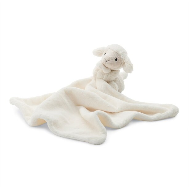 Jellycat® Plush Animal Blanket Lamb
