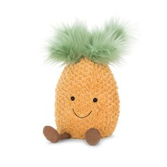 AMUSEABLE PLUSH, PINEAPPLE