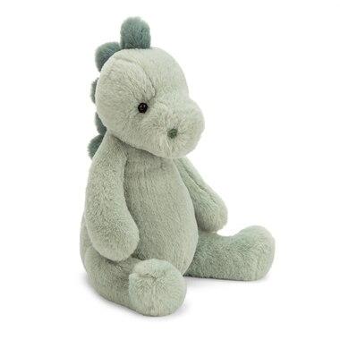 Jellycat® Stuffed Animal Plush Puffles Dinosaur 12''
