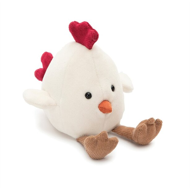 Jellycat Amusabel Cream Chick