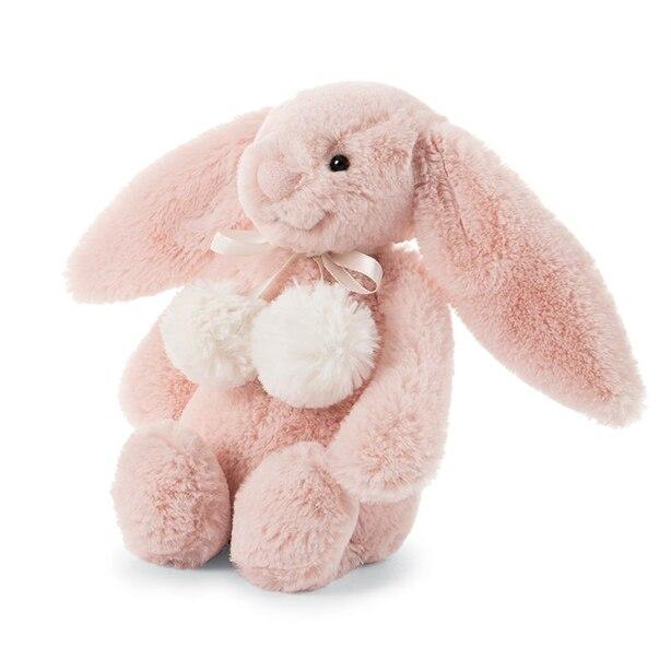Jellycat® Bashful Snow Bunny Blush Small Plush