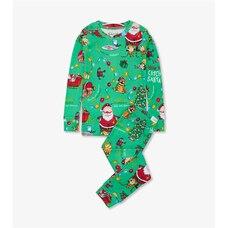 How to Catch Santa Pajamas - Size 4
