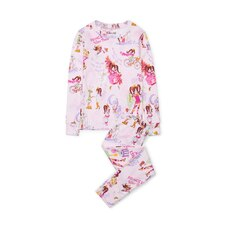 Princesses Wear Pants Pajamas - Size 4