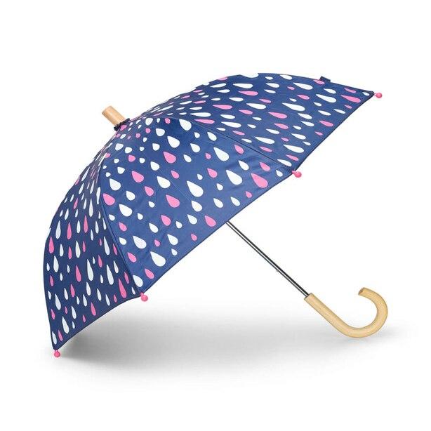 Rain Drops Colour Changing Umbrella