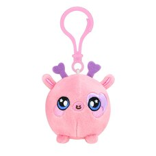 Squeezamals™ Series 2 Squishy Slow-Rise Collectible Stuffed Animal Clip-Ons