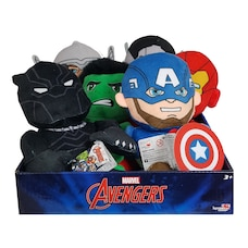 "Marvel's Avengers 9"" Plush (1 of 6 Assorted Styles)"