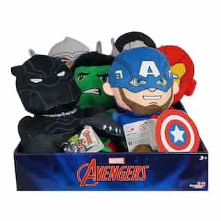 "Marvel's Avengers 9"" Plush (1 of 6 Assorted Styles)"