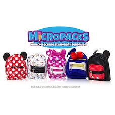 Disney Micropacks - Mini Stationery Surprises Inside  (1 of 5 Assorted Styles)