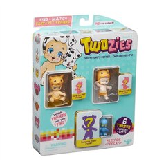Twozies Series 1 Friends Pack