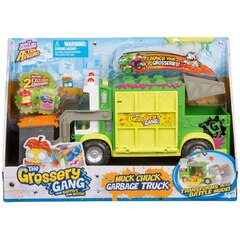 Grossery Gang Garbage Truck Playset