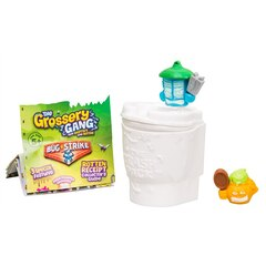 The Grossery Gang Season 4 - Bug Strike Surprise Pack (Assorted Toilet Vessel) Collectible