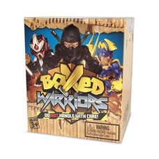 BOXED WARRIORS