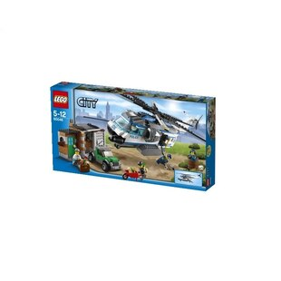 60046 LEGO City Helicopter Surveillance