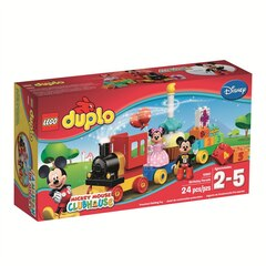 LEGO Duplo Mickey & Minnie Birthday Parade 10597