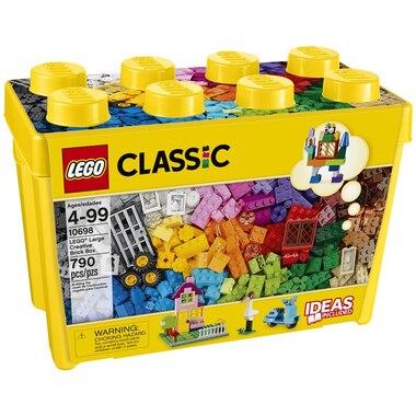 lego classic la grande bo te de briques cr atives 10698 de lego jouets. Black Bedroom Furniture Sets. Home Design Ideas