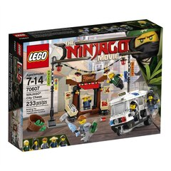 NINJAGO® City Chase - 70607
