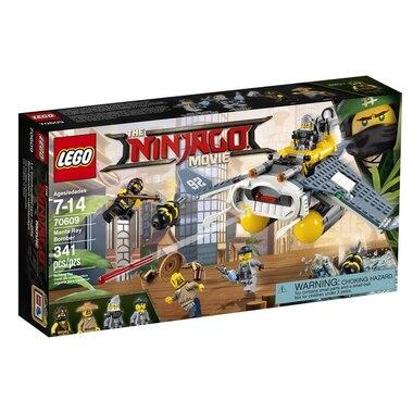 54ae3178e LEGO NINJAGO Manta Ray Bomber - 70609 by LEGO® | Toys | chapters ...