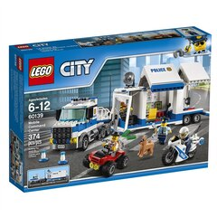 LEGO City Mobile Command Center - 60139
