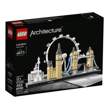 Lego Architecture London 21034 By Lego Toys Chaptersindigoca