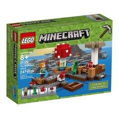 LEGO Minecraft The Mushroom Island - 21129