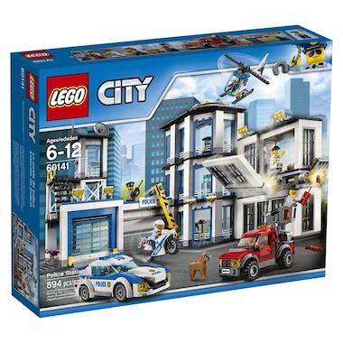 Lego City Police Station 60141 By Lego 174 Toys