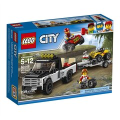 LEGO City ATV Race Team - 60148