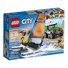 LEGO City 4x4 with Catamaran - 60149