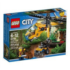 Jungle Cargo Helicopter - 60158