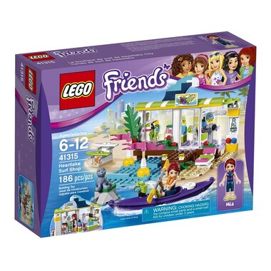 Lego Friends Heartlake Surf Shop 41315 By Lego Toys Chapters