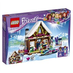Snow Resort Chalet - 41323
